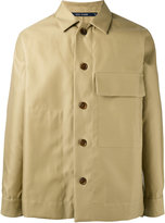 Sofie D'hoore button up jacket - men - Cotton - 46