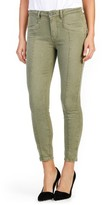Paige Women's Roxxi High Rise Seamed Ankle Skinny Jeans