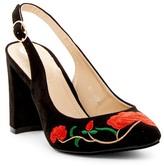 Elegant Footwear Joselyn Slingback Pump