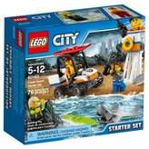 Lego ; City Coast Guard Coast Guard Starter Set 60163