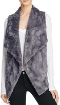 BB Dakota Cordova Faux Fur Vest