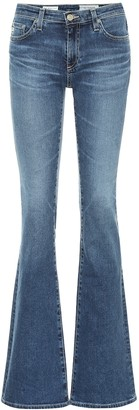 AG Jeans The Harper high-rise bootcut jeans