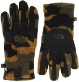 The North Face Denali Etip Camouflage Acrylic Gloves