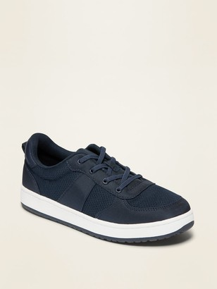 Old Navy Mesh Lace-Up Sneakers for Boys