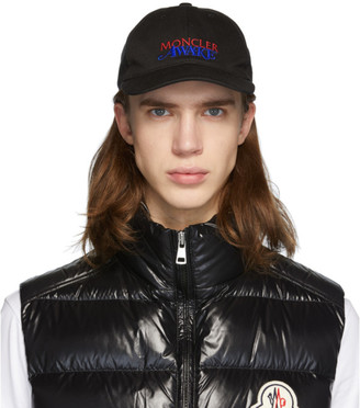 MONCLER GENIUS Black Awake Berretto Cap