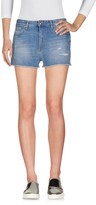 Mauro Grifoni Denim shorts - Item 42554804