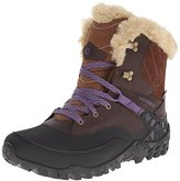 Merrell Women's Fluorecein Shell 8 Waterproof Winter Boot