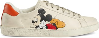 Gucci Men's Disney x Ace sneaker