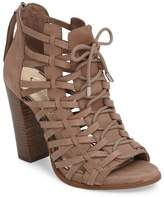 Jessica Simpson Riana Lace-Up Bootie