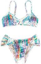 Lygia E Nanny Kids printed bikini set