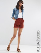 Asos Cord Tailored Short