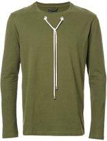Craig Green drawstring long sleeved T-shirt