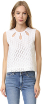 Jenni Kayne Cutout Shell Top