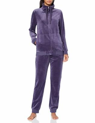 Triumph Women's Sets LS Velour 02 Pajama