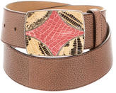 Prada Embellished Leather Belt