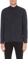 Sandro Metropolis regular-fit woven shirt