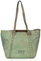 Patricia Nash Washed Leather Collection Benvenuto Studded Tote