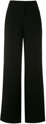 Gloria Coelho Wide Leg Trousers