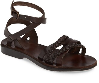 Jerusalem Sandals Asa Wrap Sandal