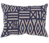 A&B Home 14 x 20 Embroidered Feather Fill Pillow