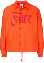 Facetasm Face printed jacket