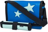 Holly Aiken Airship Diaper Messenger Bag, Star