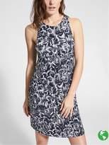 Athleta High Neck Santorini Dress