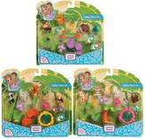 Jungle in my pocket 15 Piece Set