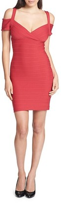 GUESS Bandage Bodycon Dress