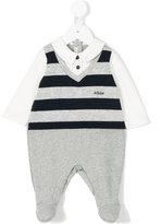 Le Bebé Enfant striped pyjama