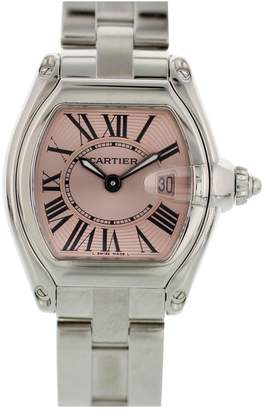 Cartier Roadster Silver Steel Watches