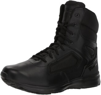 """Bates Footwear mens 8"""" Raide Hot Weather Side Zip Military and Tactical Boot"""