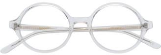 Han Kjobenhavn detachable circle frame sunglasses