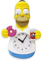 Bed Bath & Beyond Homer Simpson 3-D Motion Wall Clock