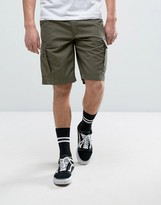 Vans Tremain Cargo Shorts In Green V00s9wkcz
