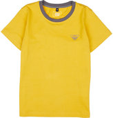 Armani Junior Logo cotton T-shirt 4-16 years