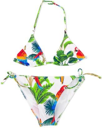 Mc2 Saint Barth Kids TEEN Holly bikini