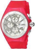 Technomarine Women's 'Cruise' Quartz Stainless Steel and Silicone Casual Watch