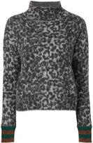 By Malene Birger leopard jumper