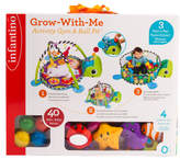 Baby Grow-with-me Activity Gym & Ball Pit