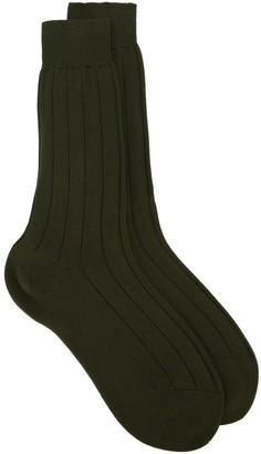 Fashion Clinic Timeless Ribbed Socks