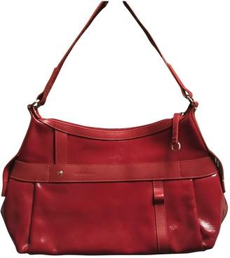 Lancel Red Patent leather Handbags