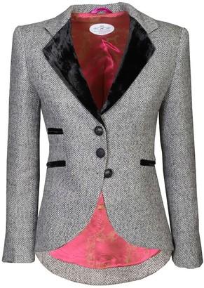 The Extreme Collection Grey Blazer Monte Napoleone