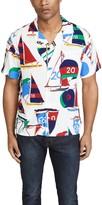 Polo Ralph Lauren Nautical Sail Print Shirt