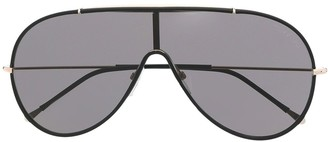 Tom Ford Tinted Aviator Sunglasses
