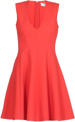 MSGM Plain Color Dress