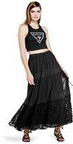 GUESS Women's Ivanna Maxi Skirt