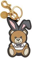Moschino Teddy Playboy Keychain