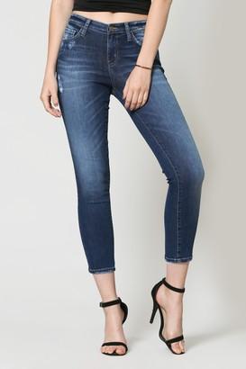 Flying Monkey Laguna Cropped Skinny Jeans