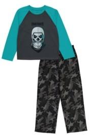 AME Fortnite Big Boys 2-Piece Pajama Set